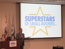 MAURICE ORTEGA, SUPERSTAR OF SMALL BUSINESS ENTREPRENEUR
