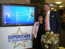 VICKIE RODDCHAROEAN AND GREGORY L. CRAIG, SUPERSTAR